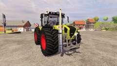 CLAAS Xerion 3800VC TT