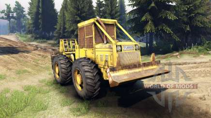LKT 81 Turbo для Spin Tires