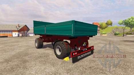 Reisch BKD2 200 v3.0 для Farming Simulator 2013