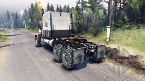 Peterbilt 379 для Spin Tires