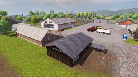 BGA для Farming Simulator 2013