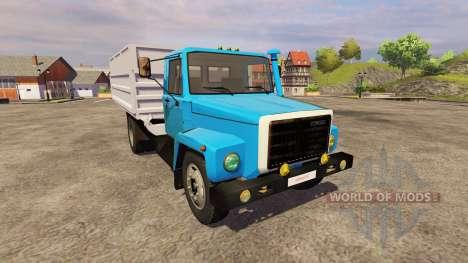 ГАЗ-3307 v2.0 для Farming Simulator 2013