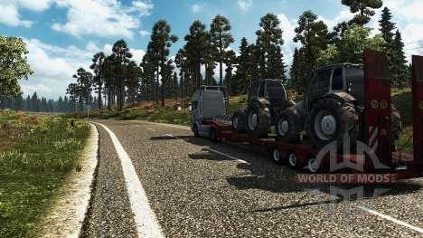 SweetFX v2.0 для Euro Truck Simulator 2