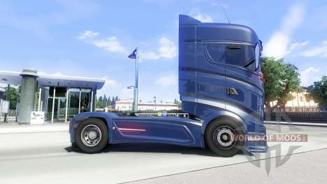 Scania R1000 Concept v2.2 для Euro Truck Simulator 2