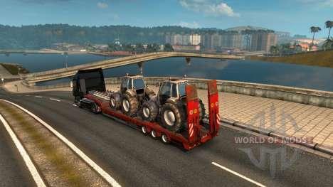 Trucksim Map v6.0 для Euro Truck Simulator 2