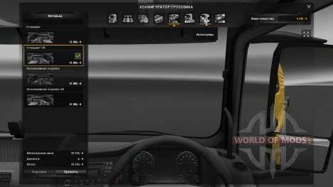 Всё разблокировано v1.4 для Euro Truck Simulator 2