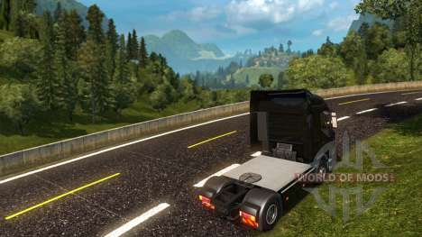 Mapa Brasil Total 4.2 [BUS VERSION] для Euro Truck Simulator 2