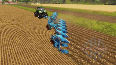 Lemken VariTitan для Farming Simulator 2013