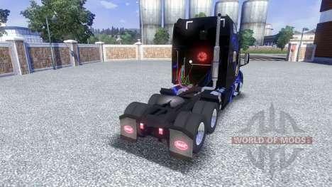 Peterbilt 378 Final для Euro Truck Simulator 2