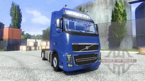 Volvo FH13 для Euro Truck Simulator 2