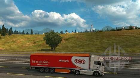Mapa Brasil Total 4.2 [TRUCK VERSION] для Euro Truck Simulator 2