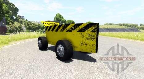 Crashmobil для BeamNG Drive