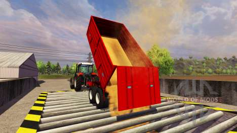 Johnston Grain для Farming Simulator 2013