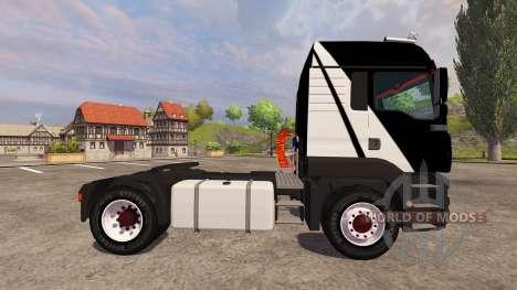MAN TGS для Farming Simulator 2013