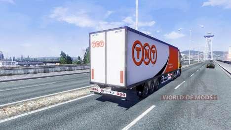 Полуприцеп Narko для Euro Truck Simulator 2