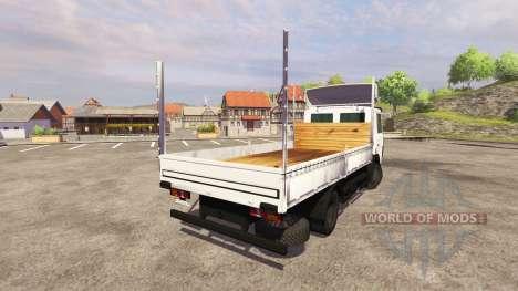 МАЗ-4370 v2.0 для Farming Simulator 2013