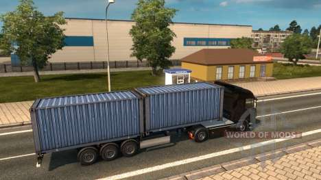 Объединение карт: TSM, RusMap и Open Spaces для Euro Truck Simulator 2
