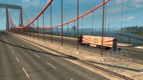 Poland Rebuild v1.96 для Euro Truck Simulator 2