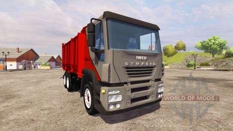 Iveco Stralis 380 для Farming Simulator 2013