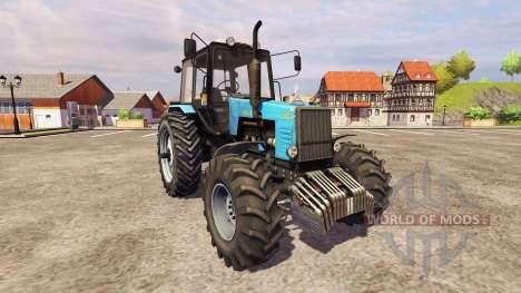 МТЗ-1221В для Farming Simulator 2013