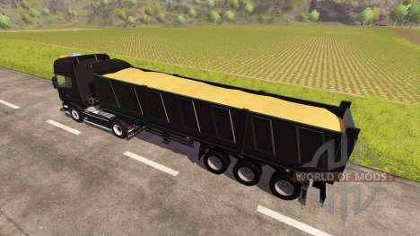 Scania R560 для Farming Simulator 2013
