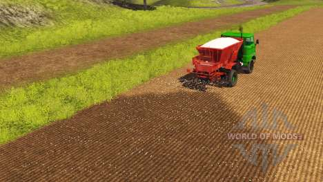 IFA W50L Tornado для Farming Simulator 2013