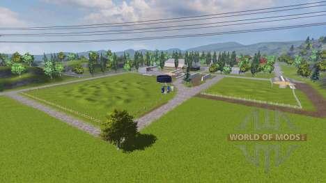 Хагенштедт v1.1 для Farming Simulator 2013