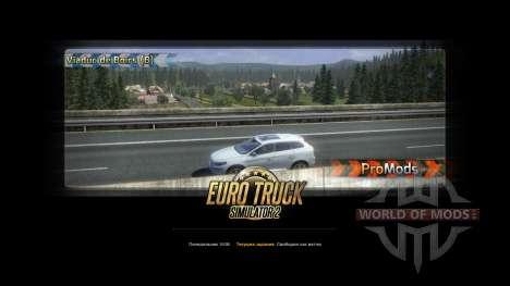 ProMods v1.95 для Euro Truck Simulator 2