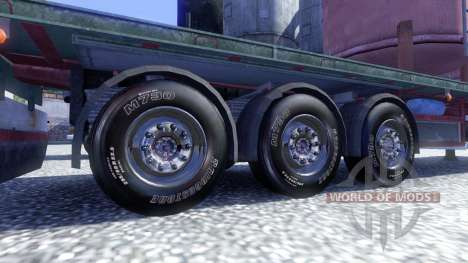 Bridgestone M730 для Euro Truck Simulator 2