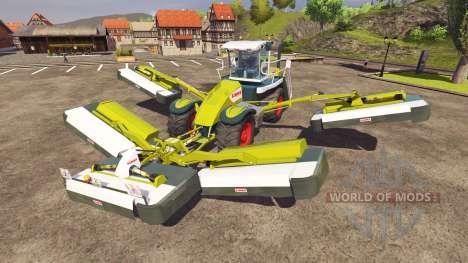CLAAS Cougar 1400 для Farming Simulator 2013