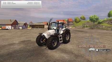 Ограничитель оборотов двигателя для Farming Simulator 2013