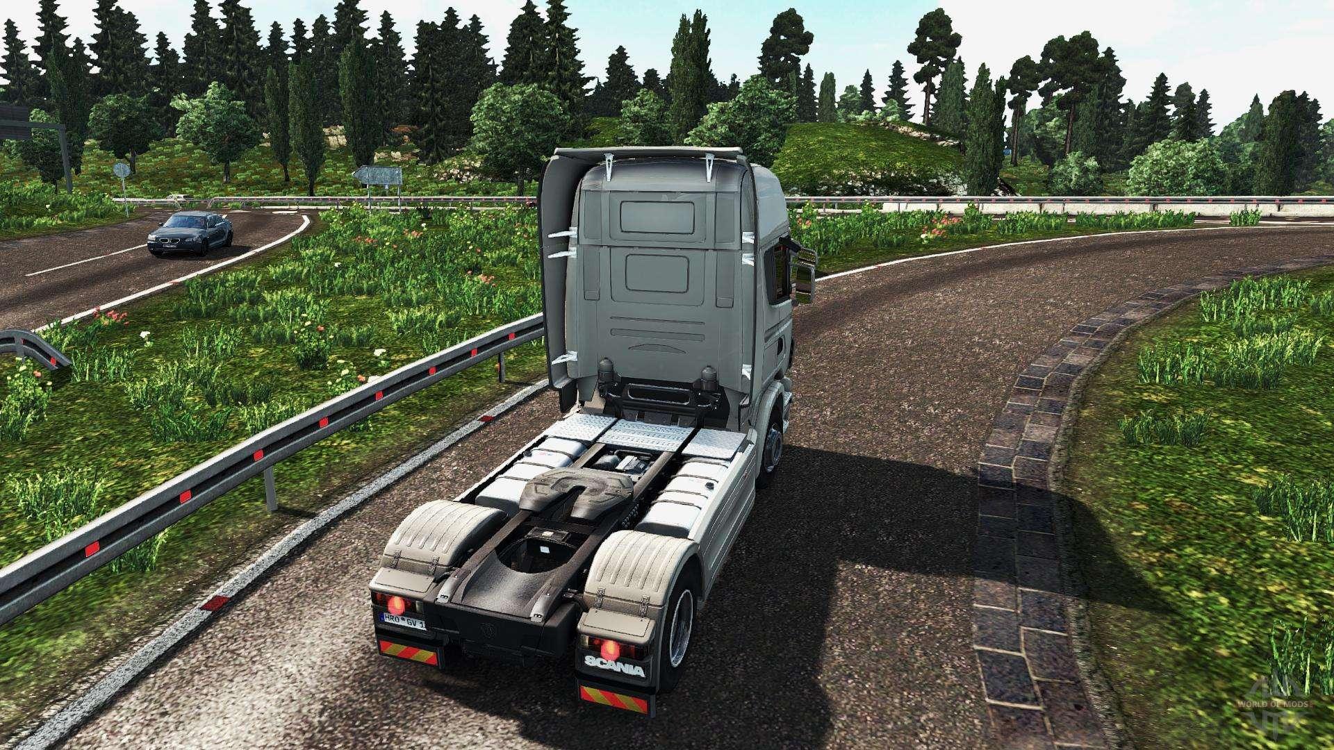 Мод Для Euro Truck