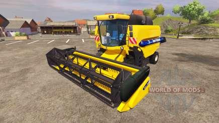 New Holland TC5070 v1.3 для Farming Simulator 2013