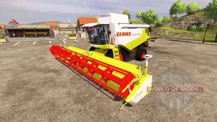 CLAAS Lexion 550 для Farming Simulator 2013