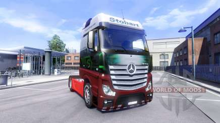 Mercedes-Benz Actros MPIV для Euro Truck Simulator 2