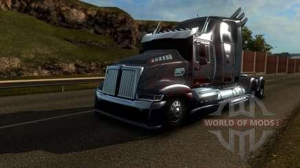 Оптимус Прайм из Трансформеры 4 для Euro Truck Simulator 2