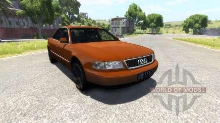 Audi A8 для BeamNG Drive