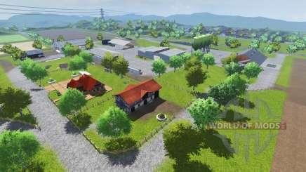 Stiffi Map v2.0 для Farming Simulator 2013