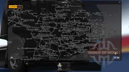 Скачать Евро Трек Симулятор 2 Моды С Автоматической Установкой - фото 8