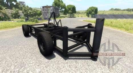 Nardelli Crash Test Cart для BeamNG Drive
