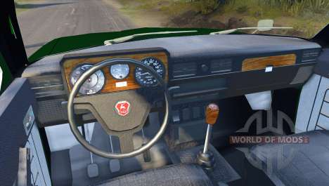 ГАЗ-24-12 для Spin Tires