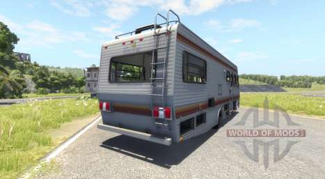 Fleetwood Bounder 31ft RV 1986 для BeamNG Drive