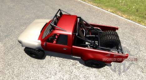 Toyota PreRunner Off-Road для BeamNG Drive