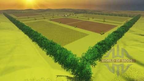Grunland для Farming Simulator 2013