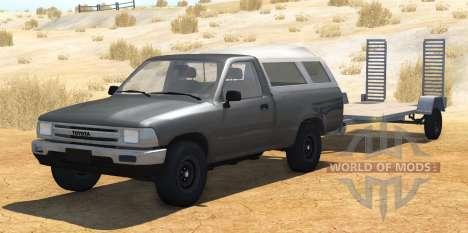 Toyota PreRunner для BeamNG Drive