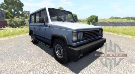 УАЗ-3170 для BeamNG Drive