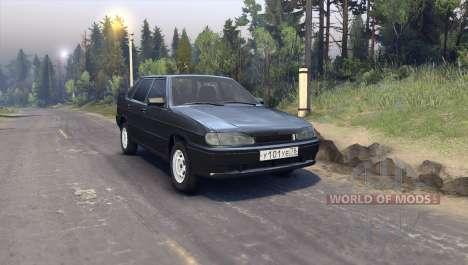 ВАЗ-2115 Final для Spin Tires