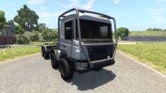 Scania 8x8 heavy utility truck