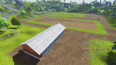 Fiatagri v1.1 для Farming Simulator 2013