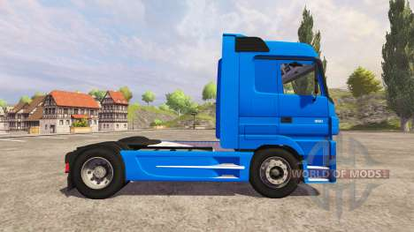 Mercedes-Benz Actros v2.0 для Farming Simulator 2013